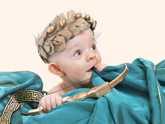 100 Wonderful Baby Names Inspired By Greek Mythology