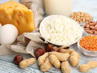 6 Healthy Food Sources Of Proteins For Kids