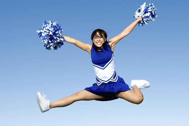 Cheer-leading