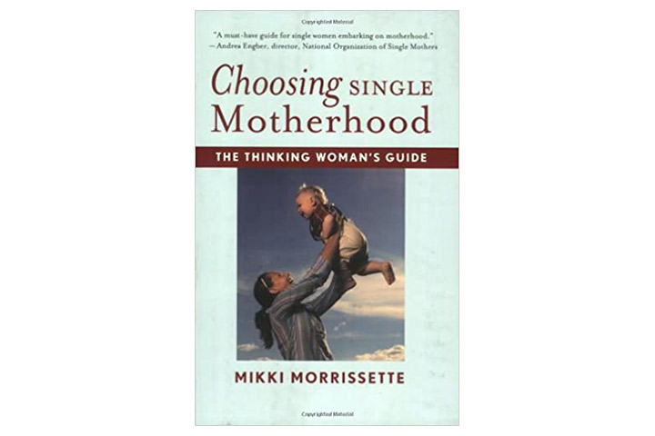 Choosing Single Motherhood The Thinking Woman's Guide By Mikki Morrissette