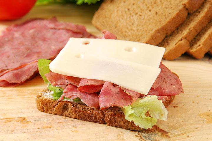 Cold-Cut-Sandwich