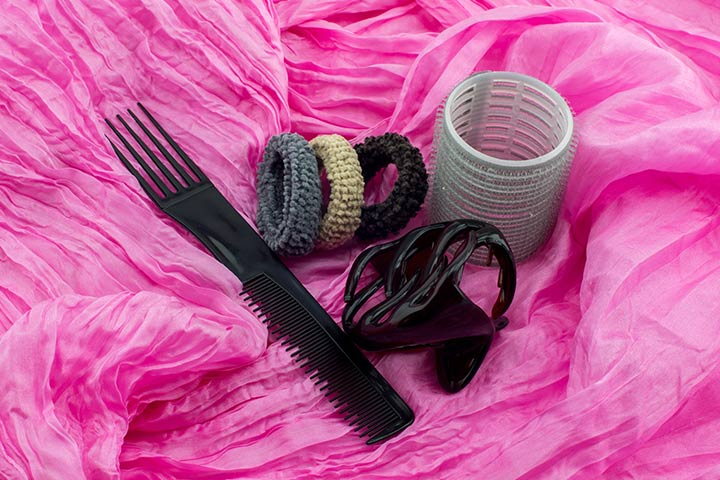 Comb and hairbands