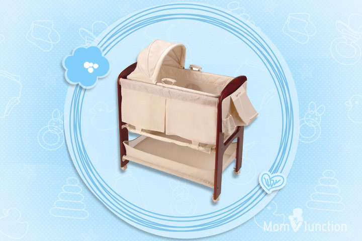 Contours Orion 3-in-1 Bassinet