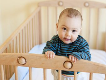 10 Beautiful Cribs For Your Baby