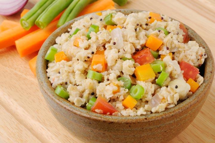 10 healthy vegetarian pregnancy recipes dalia pulao forumfinder Images