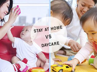 Daycare Vs. Stay-At-Home Parenting – Which Is Better?