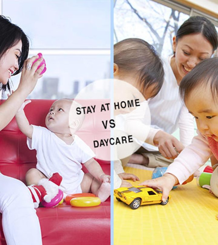Daycare Vs. Stay-At-Home