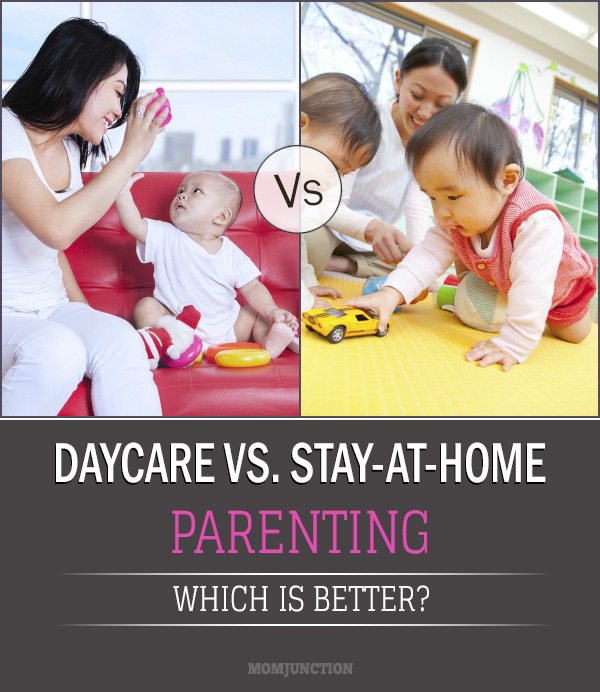 stay at home verses daycare Does child care make a difference to children's development  the same outcomes as children who are cared for at home whether a child attends daycare or.
