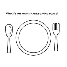 Draw Your Thanksgiving Dinner