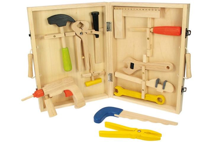 First Carpenters Tool Box