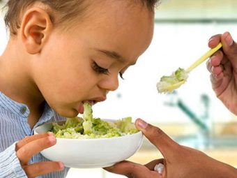 Food Poisoning In Toddlers - Causes, Symptoms & Treatments