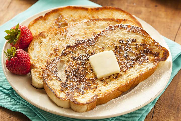 How to make easy french toast for kids french toast recipe forumfinder Images