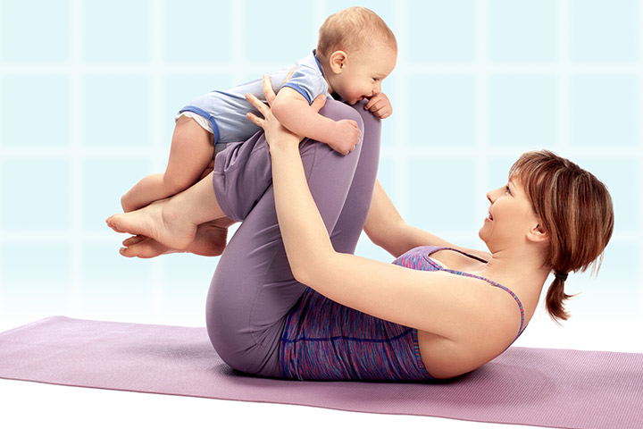 Fun Exercises You Can Do With Your Baby