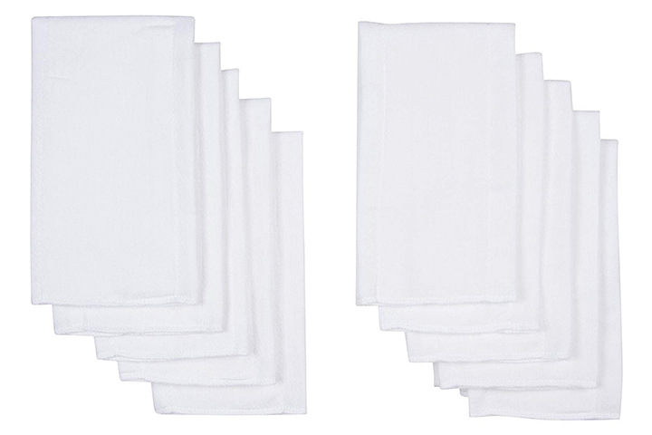 Gerber Birdseye 3-Ply Prefold Cloth Diapers