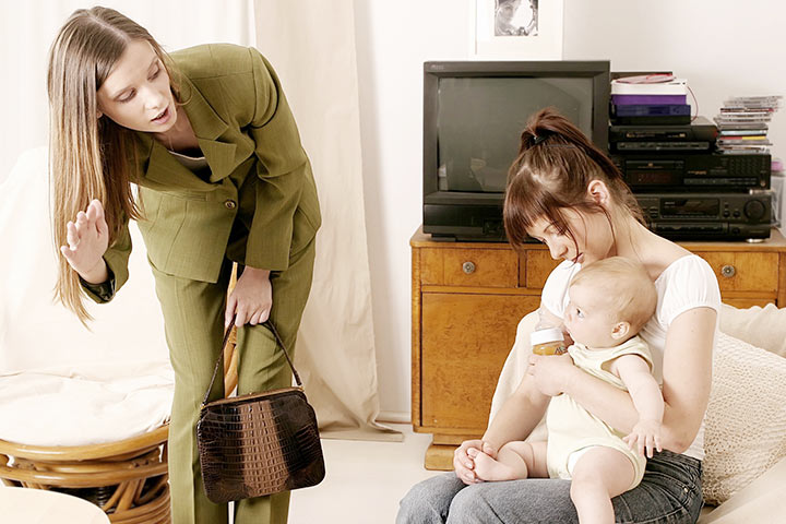Get Back To Work After Maternity Leave