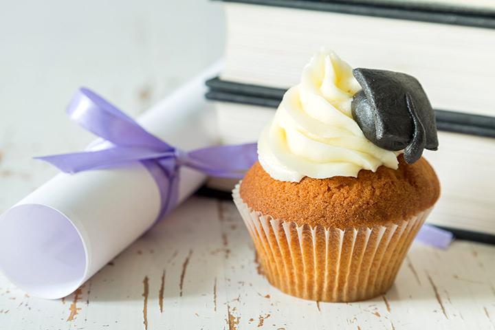 Graduation Cupcake Recipe For Kids Pictures