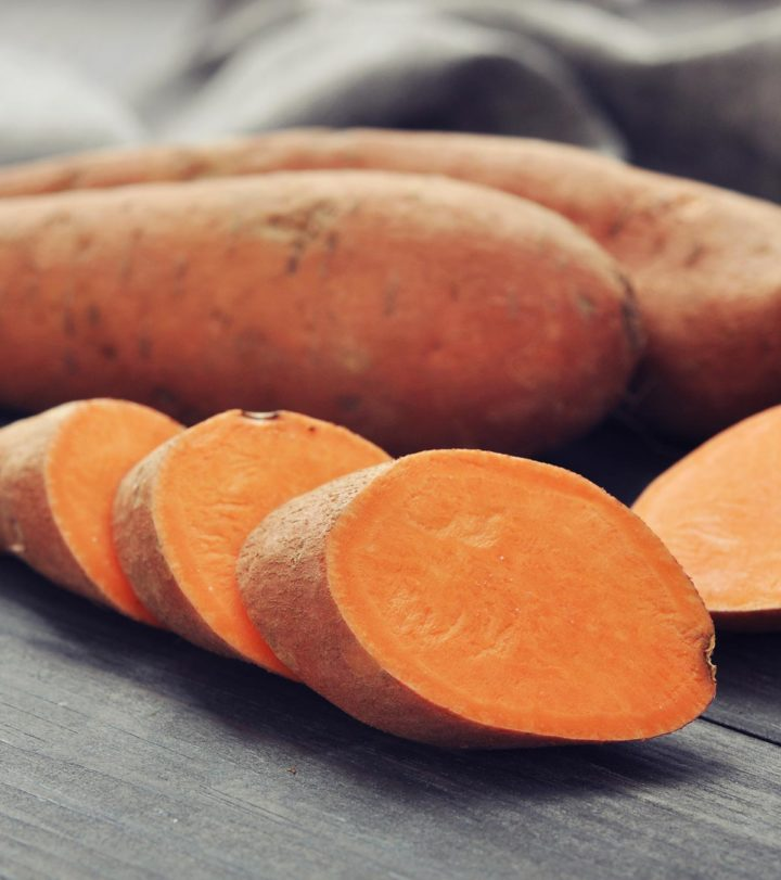 Nutritional Benefits Of Sweet Potatoes For Babies