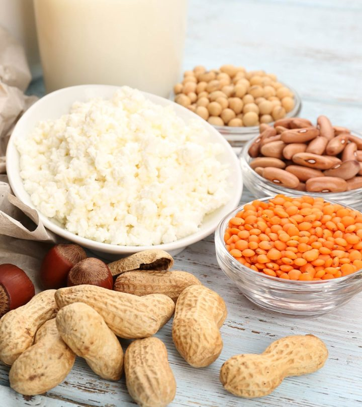 Benefits Of Protein For Your Kid