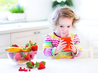 Top 10 Healthy Foods For Your Toddler