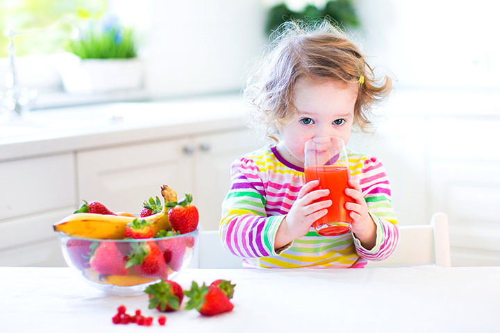 Healthy Foods For Your Toddler
