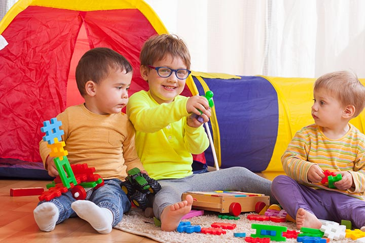 Hosting The Perfect Playdate