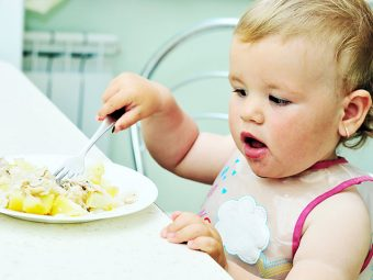 Top 11 Indian Food Recipes For Toddlers