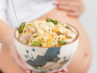 Is It Safe To Eat Chinese Food During Pregnancy?