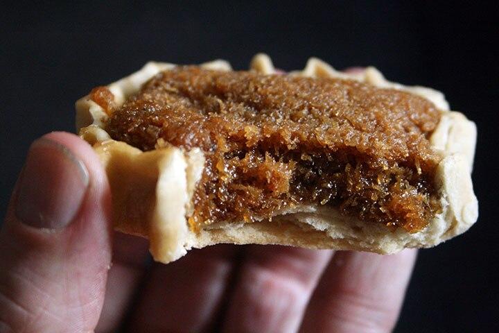 Jamaican Gizzada