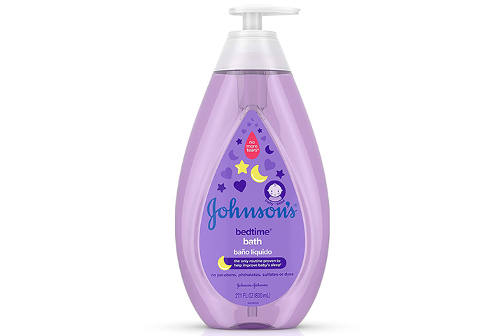 Johnson's Bedtime Bath