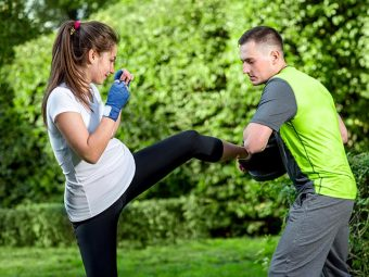 Is Kickboxing Safe During Pregnancy?