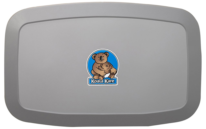Koala Kare Wall Mounted Baby Changing Station