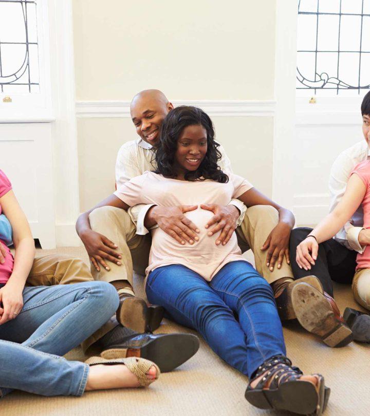 Lamaze Method Of Childbirth