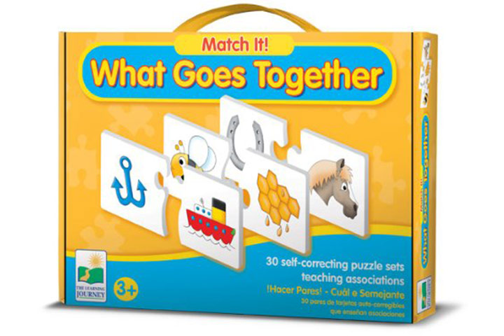 Learning Journey Match It! What Goes Together By Learning Journey