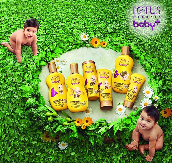 Lotus Herbals baby