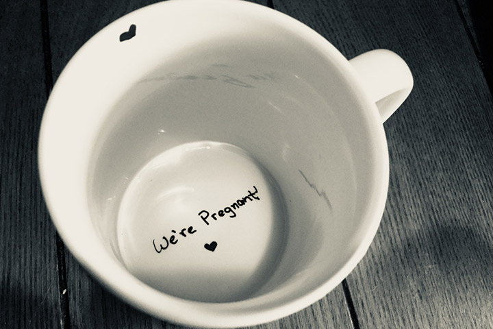 Message in a cup: