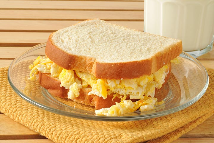 Microwave-Egg-Sandwich