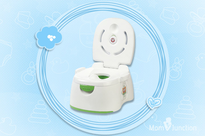 Munchkin Arm and Hammer 3-in-1 Potty Chair