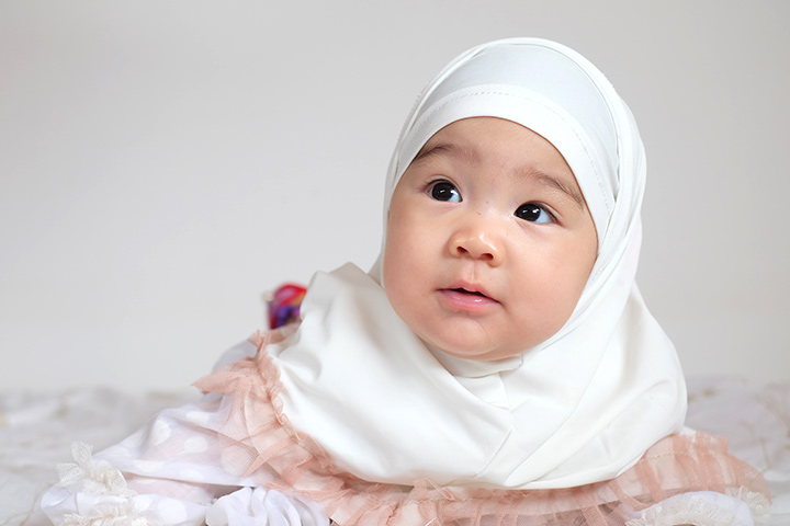 Muslim baby girl names with their meanings