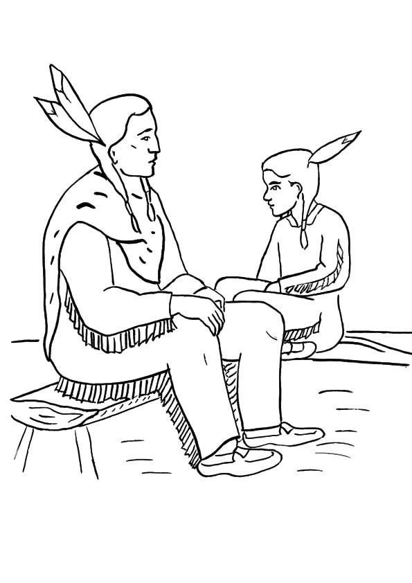 Native-American-Family