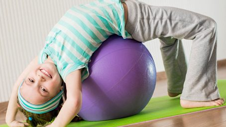 Pilates For Kids