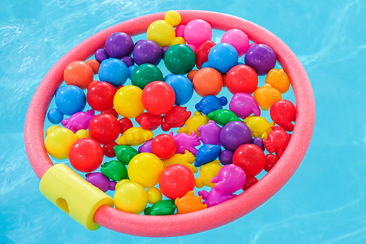 Pool goals