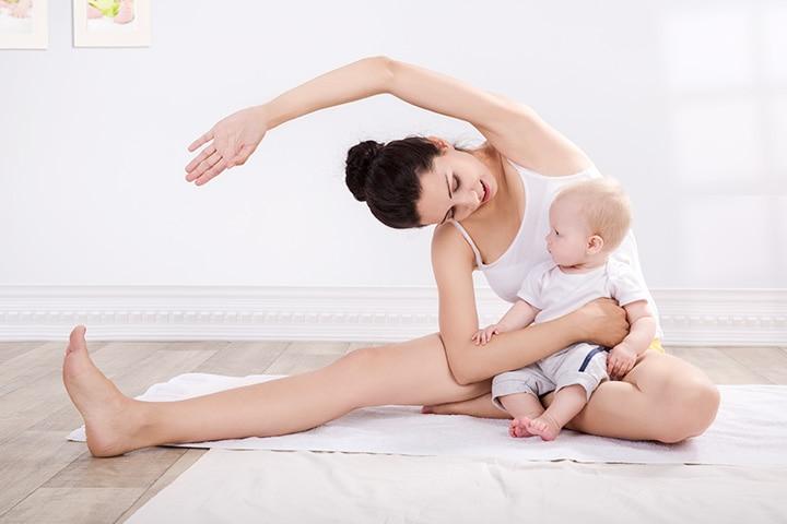 Postnatal Exercises For New Moms