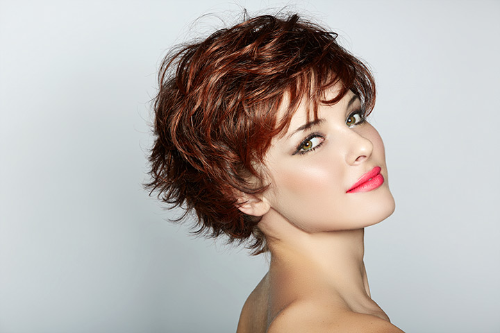 10 cute and easy teenage girl hairstyles for school ruffled pixie urmus Image collections