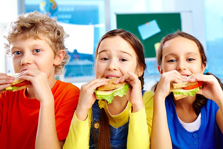 Sandwich Recipes For Kids