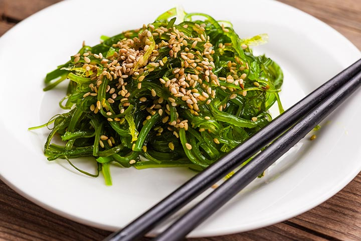 Image result for Diet with seaweed wakame: What is it?