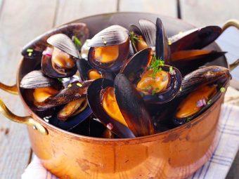 When Can Babies Eat Shellfish?