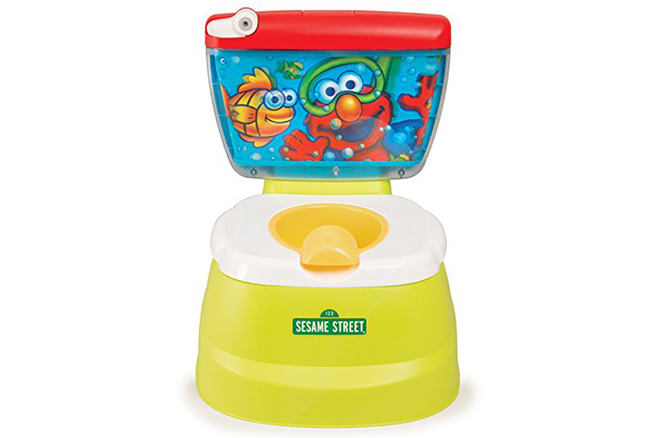 Sesame Street Elmo Adventure Potty Training Chair – Best Potty Chair For Older Toddlers
