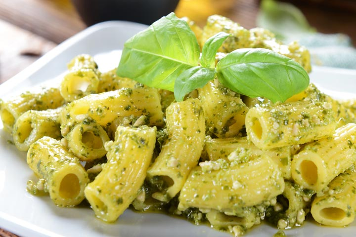 5 quick and easy zucchini recipes for babies simple pasta with zucchini forumfinder Choice Image