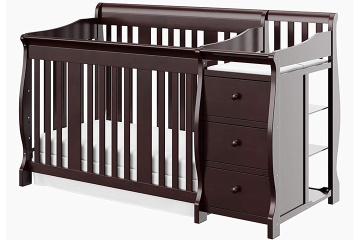 Storkcraft Portofino 4-in-1 Changing Table