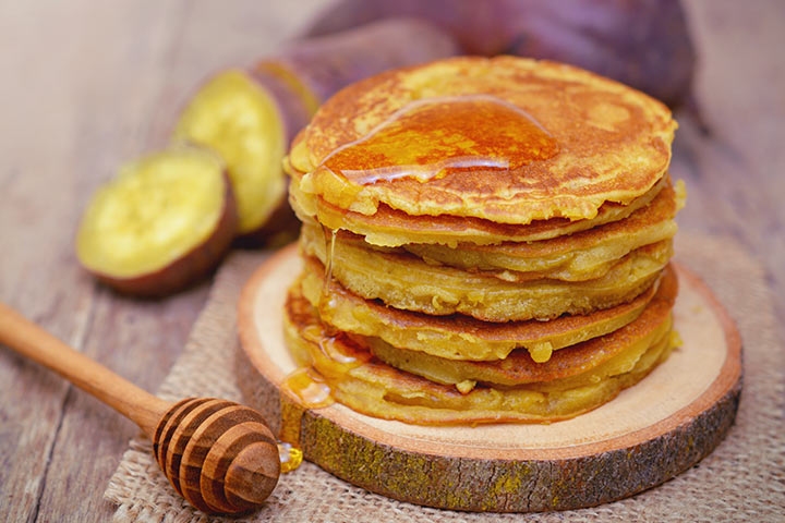 4 nutritional benefits of sweet potato for baby 10 sweet potato pancake forumfinder Image collections